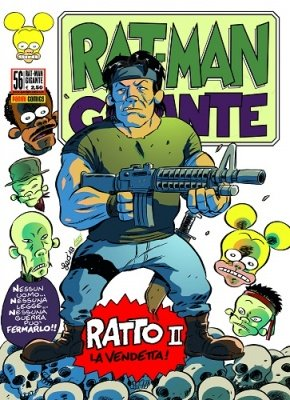 RAT-MAN GIGANTE 56