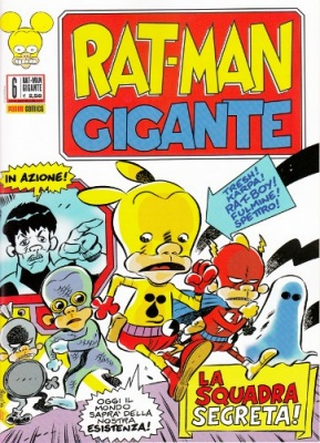 RAT-MAN GIGANTE 6