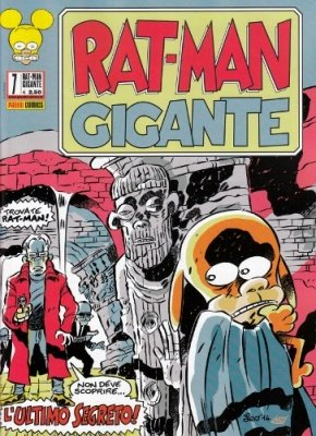 RAT-MAN GIGANTE 7