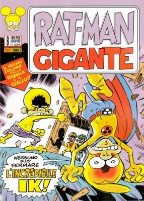 RAT-MAN GIGANTE 8
