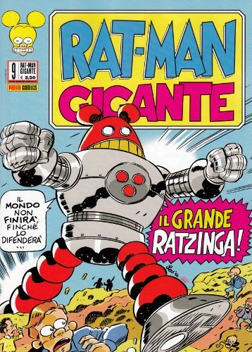 RAT-MAN GIGANTE 9