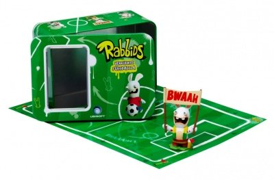 RAVING RABBIDS FAN FOOTBALLERS STARTER BOX