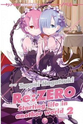 RE: ZERO LIGHT NOVEL 2 ROMANZO