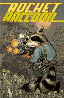 ROCKET RACCOON & IL LEGGENDARIO STAR-LORD 1 VARIANT COVER FX