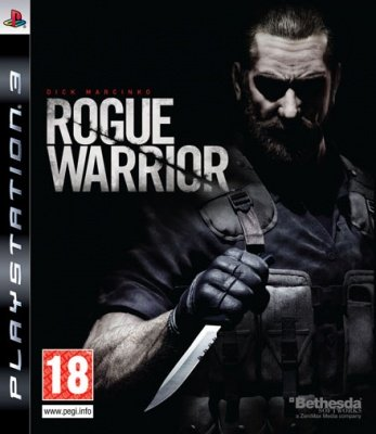 ROGUE WARRIOR PS3 USATO