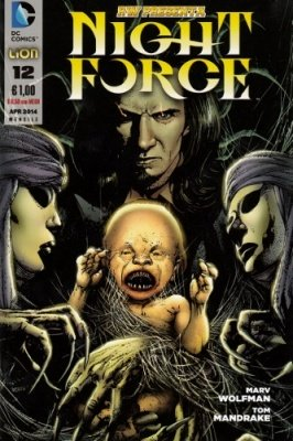 RW PRESENTA 12 -  NIGHT FORCE 3