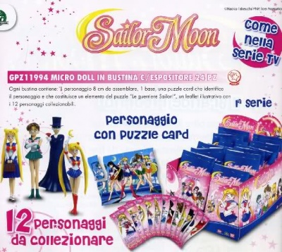 SAILOR MOON MICRO DOLL BUSTINA