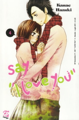 "SAY ""I LOVE YOU"" 4"