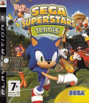 SEGA SUPERSTARS TENNIS PS3 USATO GARANTITO