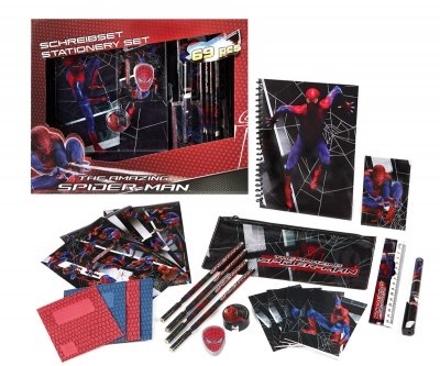 SET SCUOLA THE AMAZING SPIDER-MAN (69 PZ.)