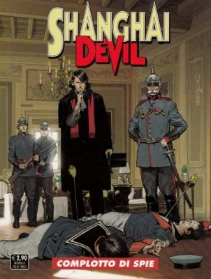 SHANGHAI DEVIL 10 - L'ORA DEGLI ASSASSINI