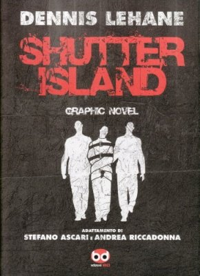 SHUTTER ISLAND GRAPHIC NOVEL