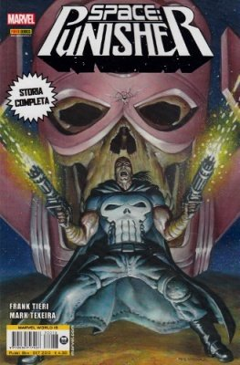 SPACE PUNISHER - MARVEL WORLD 18