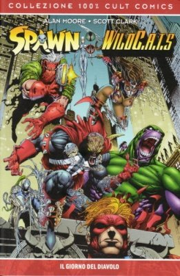 SPAWN WILDC.A.T.S. - 100% CULT COMICS
