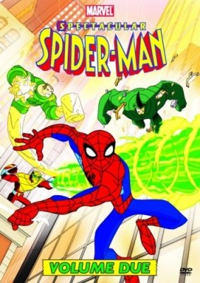 SPECTACULAR SPIDER-MAN VOL. 2 - DVD
