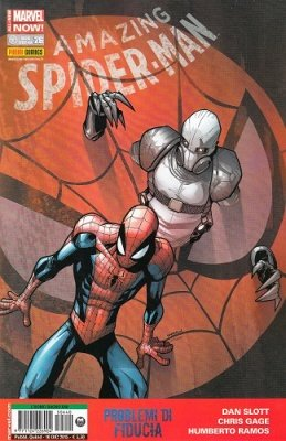 SPIDER-MAN 640 - L'UOMO RAGNO - AMAZING SPIDER-MAN 26 ALL-NEW MARVEL NOW!