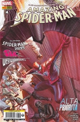 SPIDER-MAN 653 - L'UOMO RAGNO - AMAZING SPIDER-MAN 4