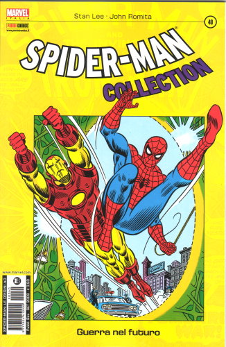 SPIDER-MAN COLLECTION 40: GUERRA NEL FUTURO