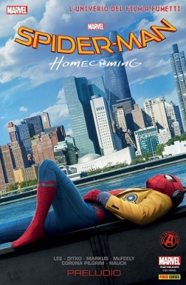 SPIDER-MAN HOMECOMING - MARVEL SPECIAL 19