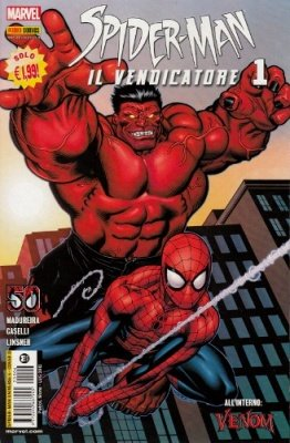 SPIDER-MAN UNIVERSE 6 COVER D (E. MCGUINNESS) - SPIDER-MAN IL VENDICATORE 1