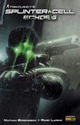 SPLINTER CELL ECHOES 2 - PANINI COMICS MIX 42