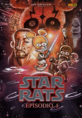 STAR RATS EPISODIO 1 RISTAMPA