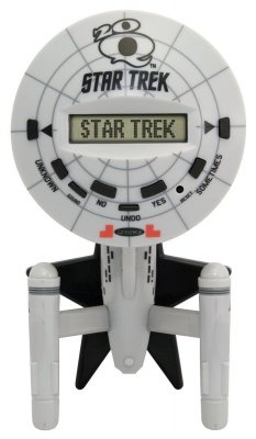 STAR TREK 20Q ENTERPRISE I CAN READ YOUR MIND... ELECTRONIC GAME