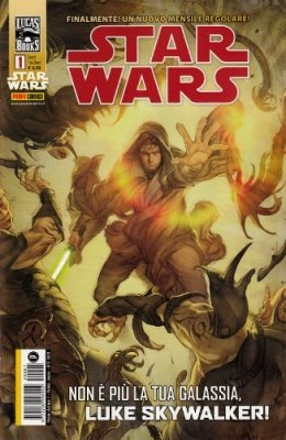 STAR WARS 1 COVER A