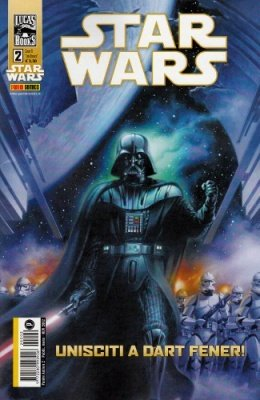 STAR WARS 2 COVER B