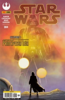 STAR WARS 4 NUOVA SERIE COVER A