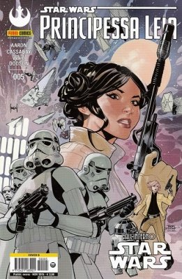 STAR WARS 5 NUOVA SERIE COVER B