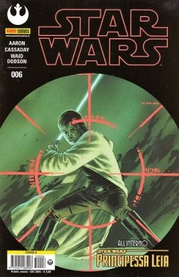 STAR WARS 6 NUOVA SERIE COVER A