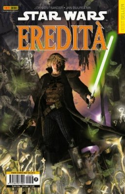 STAR WARS EREDITA' 2 - PANINI COMICS BEST SELLER 3