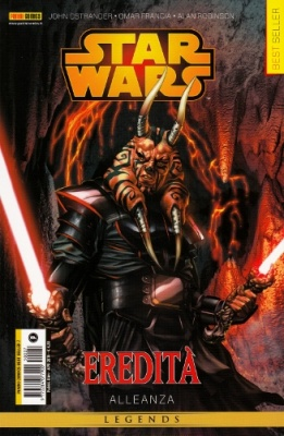 STAR WARS EREDITA' 4 - PANINI COMICS BEST SELLER 7