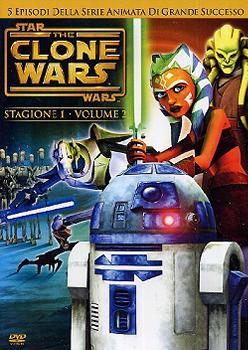 STAR WARS THE CLONE WARS 2 - DVD