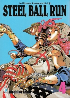 STEEL BALL RUN 4