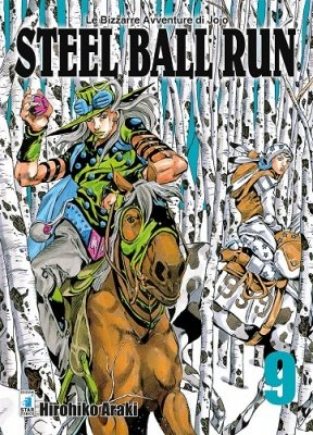 STEEL BALL RUN 9