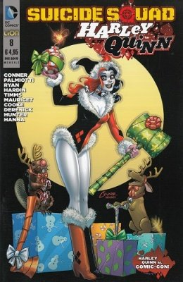SUICIDE SQUAD/HARLEY QUINN 8