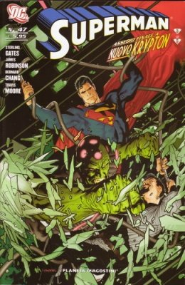 SUPERMAN 47 - ASSEDIO FINALE A NUOVO KRYPTON 5 (DI 5)