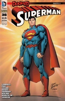 SUPERMAN N. 36 INCENTIVE EDITION