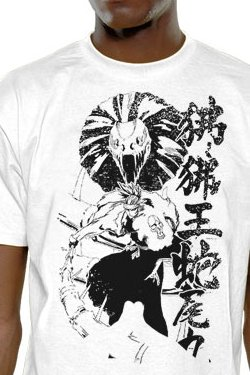 T-SHIRT BLEACH ZABIMARU - TG. XL
