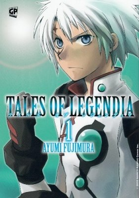 TALES OF LEGENDIA 1