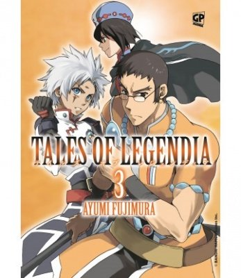 TALES OF LEGENDIA 3