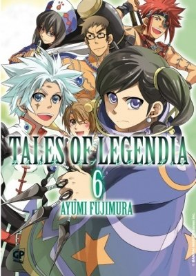 TALES OF LEGENDIA 6