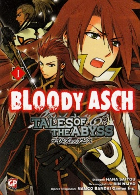 TALES OF THE ABYSS BLOODY ASCH 1
