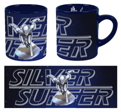 TAZZA MARVEL SILVER SURFER