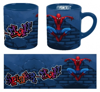 TAZZA MARVEL SPIDER-MAN GRAFFITI