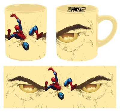 TAZZA MARVEL SPIDER-MAN SANDMAN