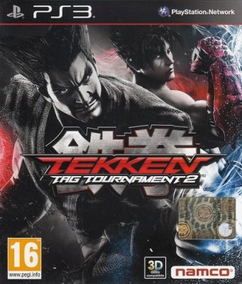 TEKKEN TAG TOURNAMENT 2 PS3 USATO GARANTITO