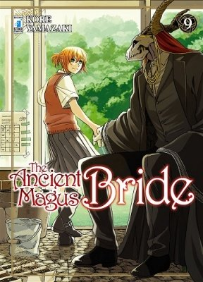 THE ANCIENT MAGUS BRIDE 9